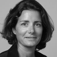 Portrait de madame Isabelle DABADIE
