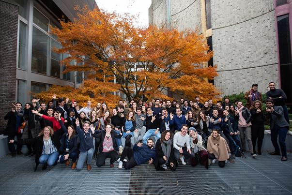 Master Marketing et Communication de l'université Paris 2